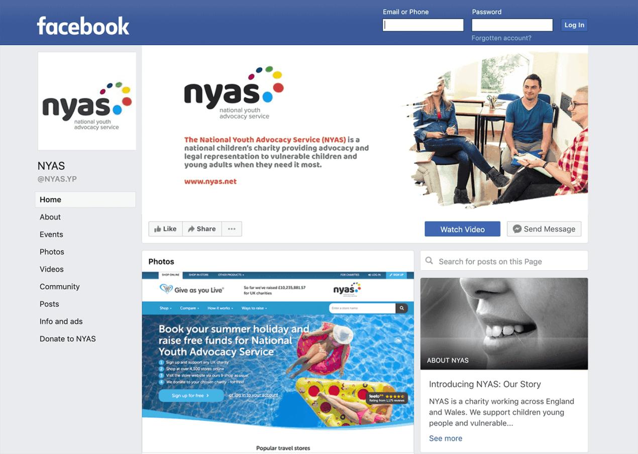Nyas-social